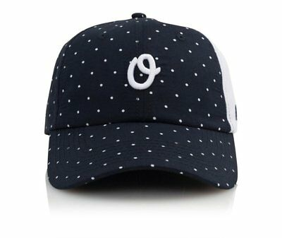 Official 6 Panel Hat - Miles Btm Strapback Adjustable