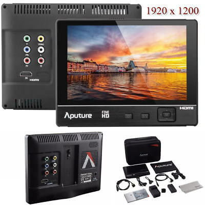 Aputure VS-2 FineHD 7in LCD Field digital monitor for DSLR, Camcorder US HDMI