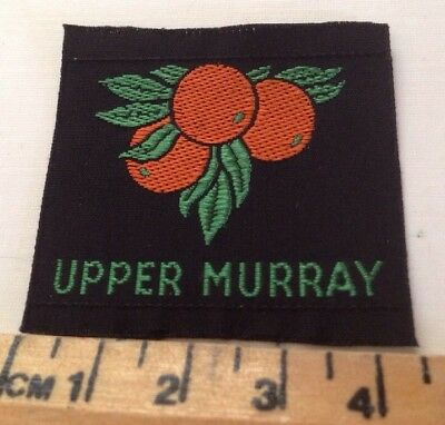 Upper Murray Scout Badge