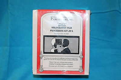 Photographers' Formulary Inc. Holography Film Processing Kit Jd-4 - Cat: 04-3040