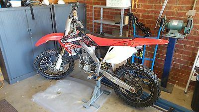 Honda CRF250R for parts or project