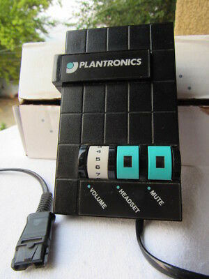 Plantronics  M10  Universal Telephone Amplifier & Conductor Coil Cable