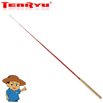 "Tenryu TENKARA FURAIBO TF39TA 12'7"" no reel fly fishing rod pole MADE IN JAPAN"