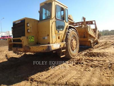 2000 CATERPILLAR 631EII Scrapers