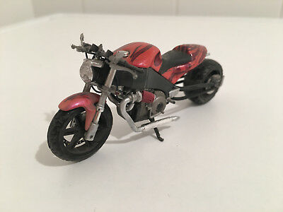 Drag Bike 1/24 Motorcycle Hot Rod Race