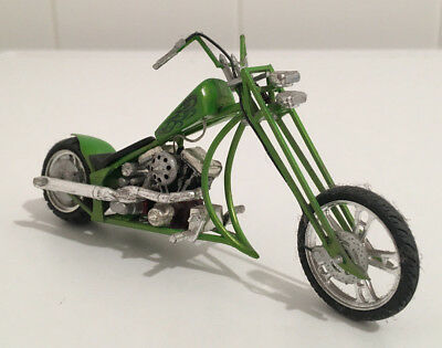 Custom Chopper 1/24 1/25 Bike Motorcycle Hot Rod