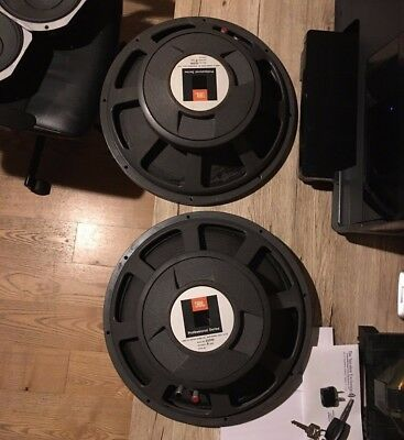 JBL 2231H Low frequency Woofer Transducers