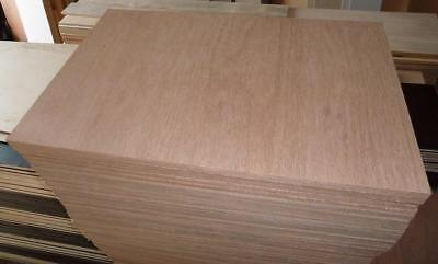 10 pieces of NEW 18mm 29½in x 19in (750mm x 480mm) Premium Quality Marine Ply