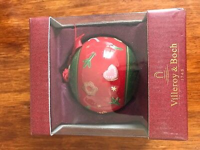 Large Christmas decoration by Villeroy and Boch