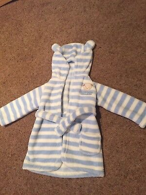 Boys Dressing Gown 6/9 Months