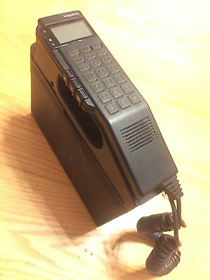 Ericsson Hotline Combi Volvo Vintage Transportable Cell Phone Nmt Collectable