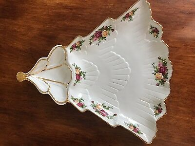 Royal Albert large Christmas plate