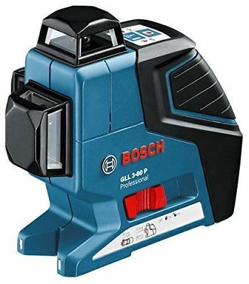 Bosch Professional 0601063309 Laser plan multifonction GLL 3-80 P NEW
