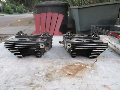 06  Up Harley Twin Cam Engine Cylinder Heads OEM 96 Cubic Inch