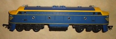 Triang Blue and Yellow Double ended diesel loco