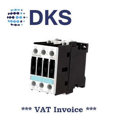 Siemens  3RT1026-1AB00 Contactor 11 KW/400 V 25A coil AC 24V 000474