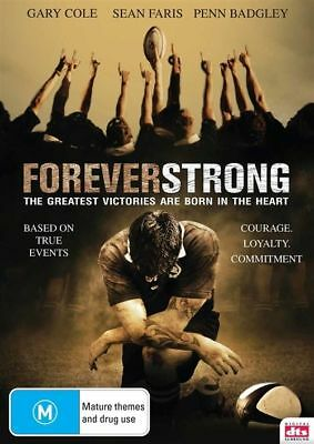 Forever Strong (DVD) DRAMA Courage Loyalty Commitment [Region 4] NEW/SEALED