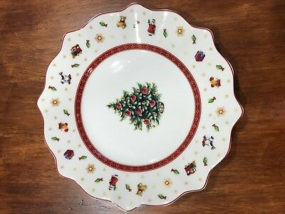 Villeroy and Boch Christmas plate