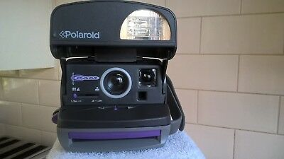 Polaroid 600 Coolcam, Tested & Working, In Excellent Condition For Age. 127