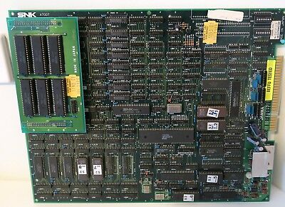 Street Smart PCB JAMMA GAME SNK - Genuine For Arcade Machine - Free Postage