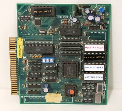 Mouse Attack JAMMA GAME - Genuine For Arcade Machine