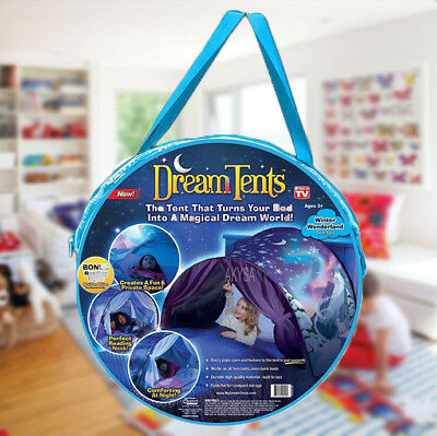 New Sky Folding Dream Tents As Seen On Children Tv Christmas Gifts