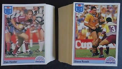 1992 Regina NRL Rugby League Lot of Cards - 137 of 176