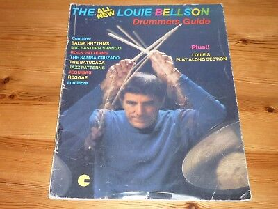 The All New Louie Bellson Drummers Guide (Drum Styles) - 1979 - Pb