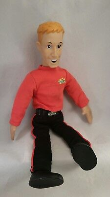RARE The Wiggles MURRAY Squeeze & Play Talking Singing 15-Inch Plush Doll HTF