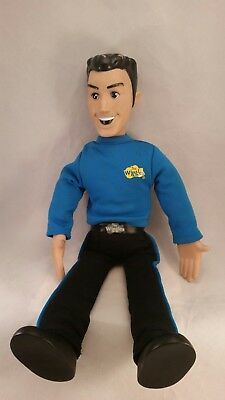 RARE The Wiggles ANTHONY Squeeze & Play Talking Singing 15-Inch Plush Doll HTF