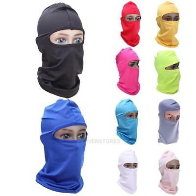 Cycling Motorcycle Mask Outdoor Protection Full Face Lycra Balaclava hv2n