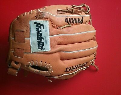"Franklin BASEBALL glove. RTP SERIES YOUTH 9"" ."