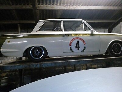 Lotus Cortina Race Car For Sale