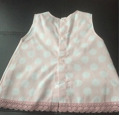 Spanish Style Top & Bloomers Set