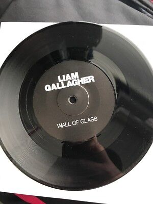 Liam Gallagher Wall Of Glass Vinyl ( Oasis Beady Eye )