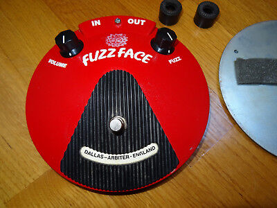 Analog Man Analogman Sun Face Fuzz Arbiter Original Nkt275 White Dot