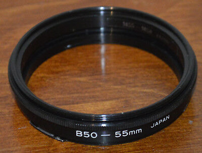 B50-55mm Step-Up Adapter Ring for Hasselblad