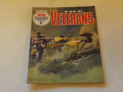 WAR PICTURE LIBRARY NO 296!,dated 1965!,GOOD for age,great 51!YEAR OLD issue.