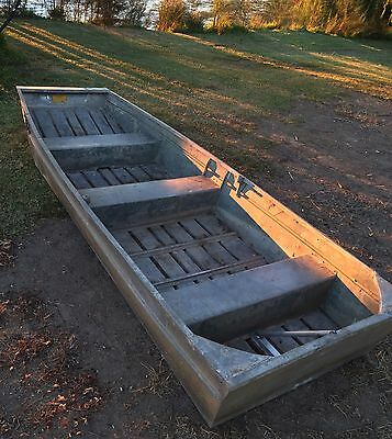 Savage 12ft Punt Boat Not Stacer