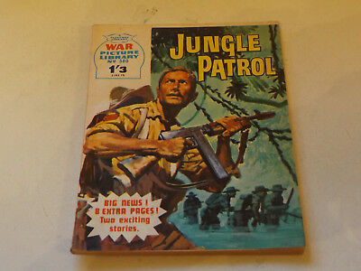 WAR PICTURE LIBRARY NO 580!,dated 1970!,GOOD for age,great 47!YEAR OLD issue.