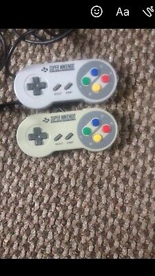 controllers for super Nintendo