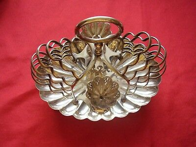 Silver Plate Egg and Toast rack.Rare.