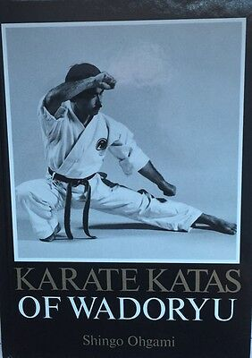 KARATE KATAS OF WADORYU - Shingo Ohgami