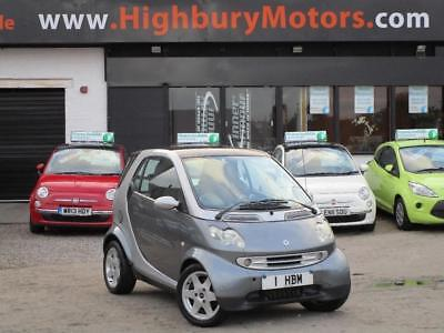 2004 Smart Fortwo 0.7 City Passion 3dr