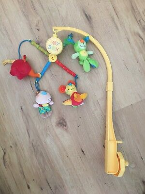 Cot Mobile Musical Excellent Condition