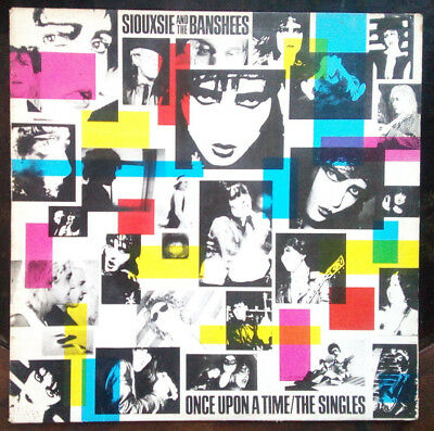 SIOUXSIE & THE BANSHEES - once upon a time -POLS1056-1st pressing 1981