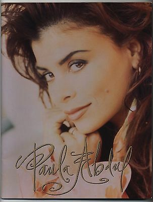 Paula Abdul - Under My Spell Tour JAPAN PROGRAM February 5-14 1992