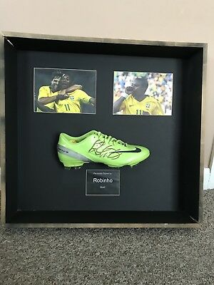 Signed Football Boot