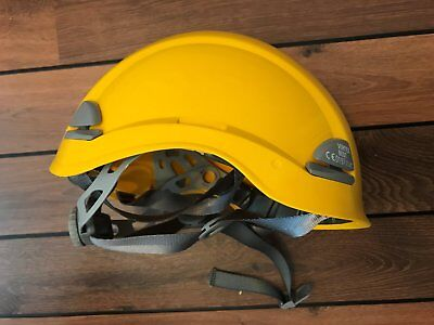 PETZL VERTEX® BEST helmet for work at height, climbing, cycling & rescue yellow