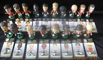 Corinthian Football Figures Premier League Players 1995